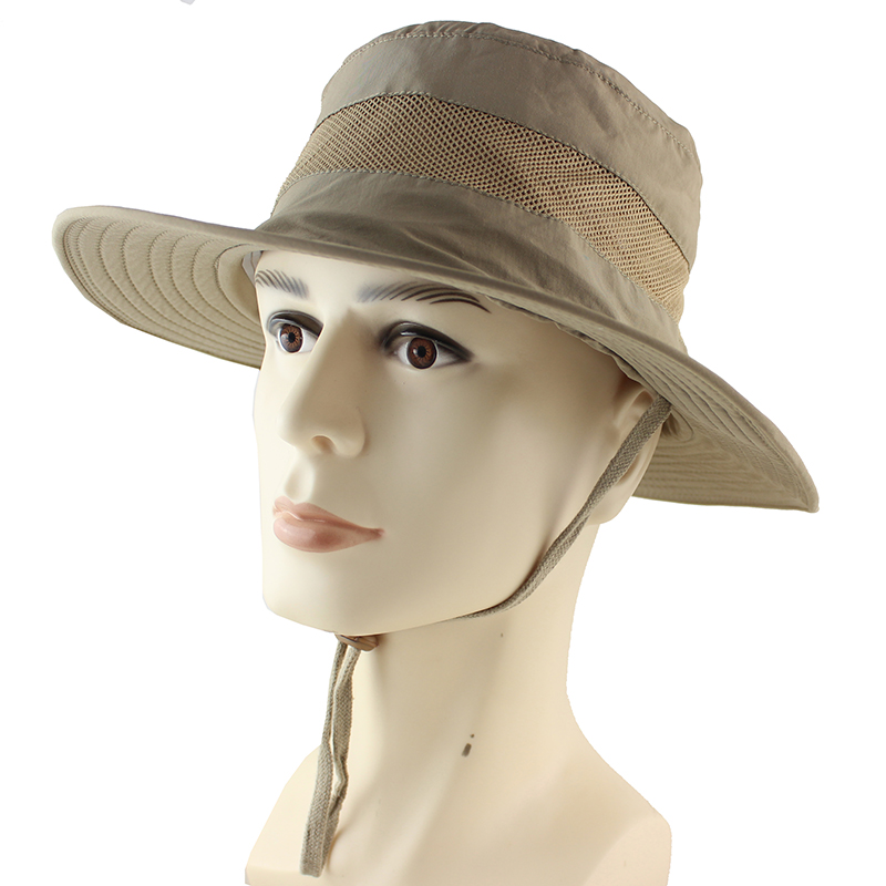 14b4306a88 Lightweight UPF50+ Summer Sun Hat for Mens Womens Bucket Hat ...