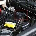 """Negativo Da Bateria do carro """"-"""" proteção Moldura Da Tampa Do Caso Clipe de Plástico À Prova D' Água 1 PC Para Nissan X trail-Rogue T32 2014 2015 2016"""