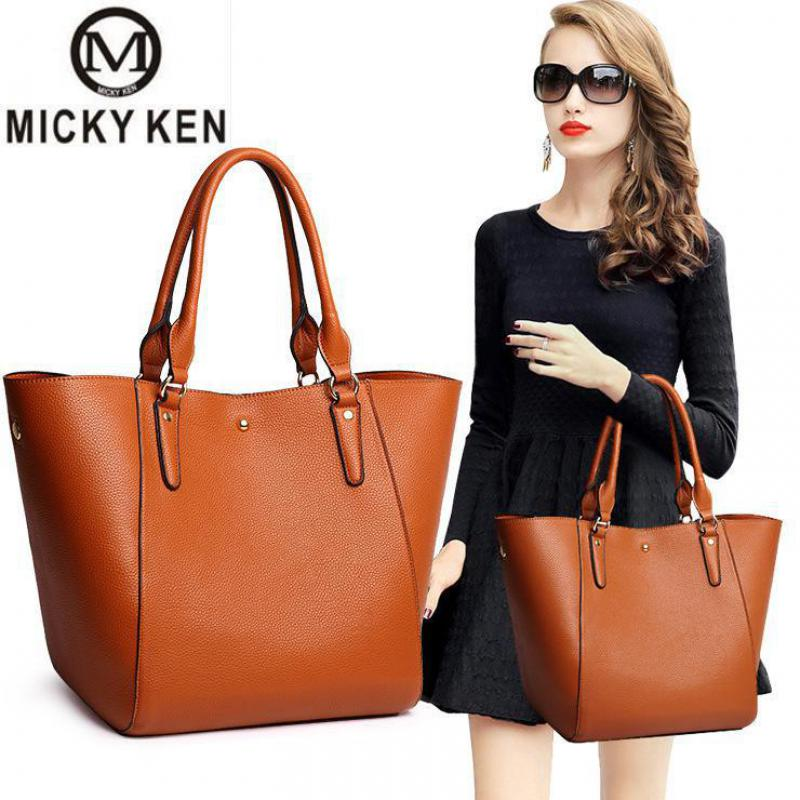 MICKY KEN Women Shoulder Bag Fashion Women Handbags PU Leather Large Capacity Tote Bag Casual Pu Leather women Messenger bagMICKY KEN Women Shoulder Bag Fashion Women Handbags PU Leather Large Capacity Tote Bag Casual Pu Leather women Messenger bag