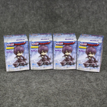 4Pcs Sword Art Online Figure Set