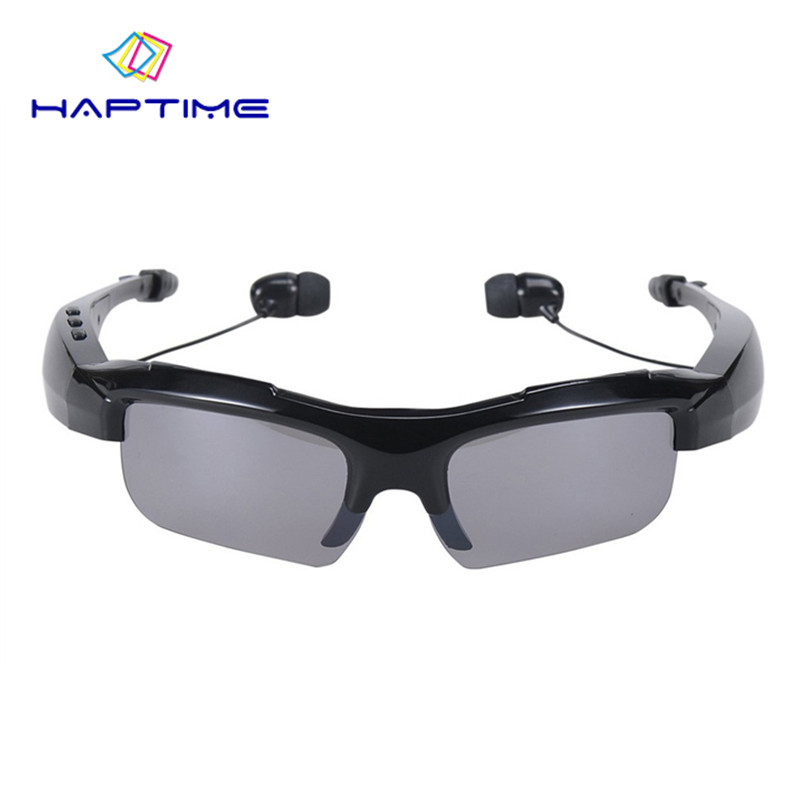 Bluetooth Wireless Earphone Bluetooth Sunglasses Stereo Music Phone Call Hands free with Sunglasses Headset Mic Handsfree hot sale 2016 new new sunglasses bluetooth headset earphone hands free phone call for iphone in stock