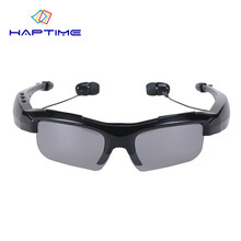 Bluetooth Wireless Earphone Bluetooth Sunglasses Stereo Music Phone Call Hands free with Sunglasses Headset Mic Handsfree 2015 new wireless bluetooth sunglasses sport stereo headphones earphone call music handsfree headset glasses