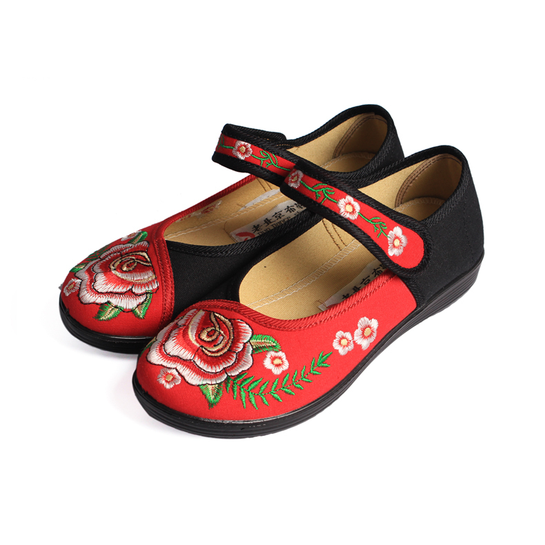 Flat Shoes In Chinese