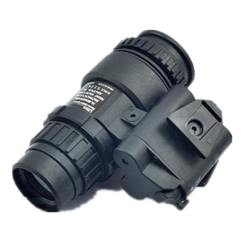 Prix pour Tactique casque pièces Dummy nuit vision UN PVS18 NVG Pas de fonction modèle airsoft jouet noir DE