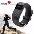 Bluetooth Fitness Activity Tracker Heart Rate + Sleep Monitor Wristband Black cheap smart watches pedometer wristband