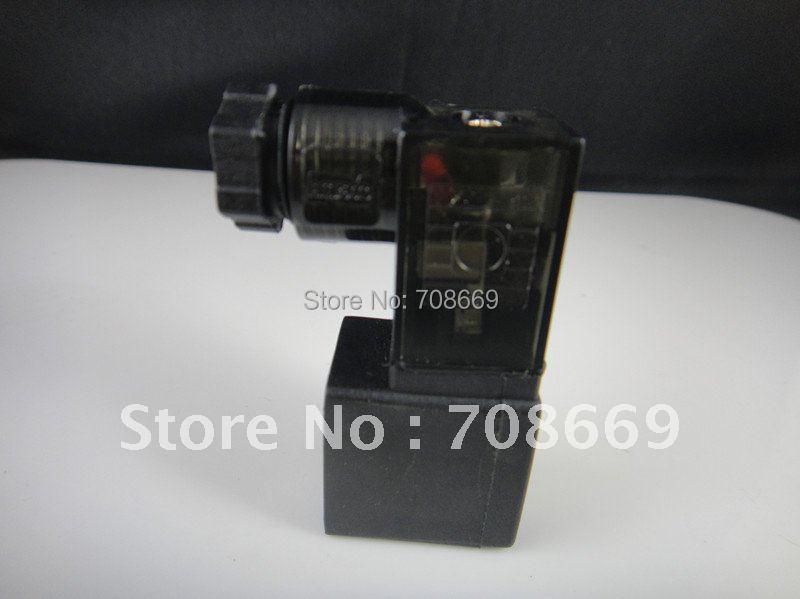 Electrical Pneumatic 4V110 Solenoid Valve Coil DC 12V