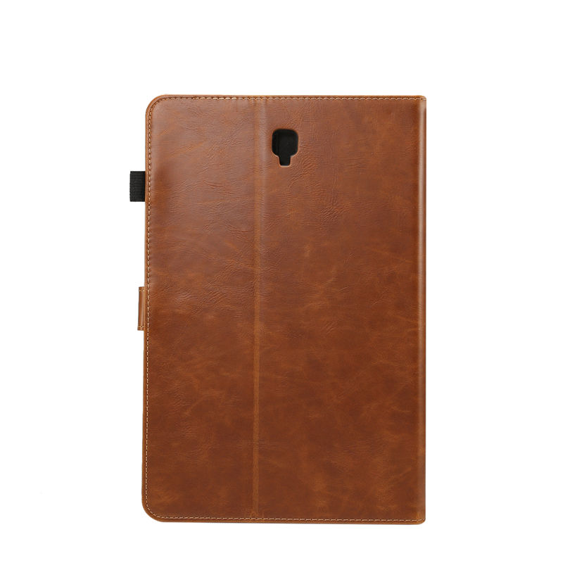 Luxury Case For Samsung Galaxy Tab S4 10.5 Inch T830 T835 SM-T830 SM-T835 Cover Funda Tablet PU Leather Stand Shell