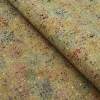 Portugal Cork Fabric 68 50cm 26 7 19 6inch Colorful Cork Rainbow Fabric Rustic Natural Cork