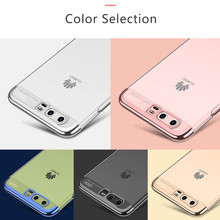 FLOVEME Dazzling Bright Series Case for Huawei P10 P10plus Mate 10