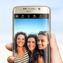 Unlocked Samsung Galaxy S6 Edge G925F/S6 G920F Unlocked mobile phone Octa Core 3GB RAM 32GB ROM LTE WCDMA 16MP 5.1 inch