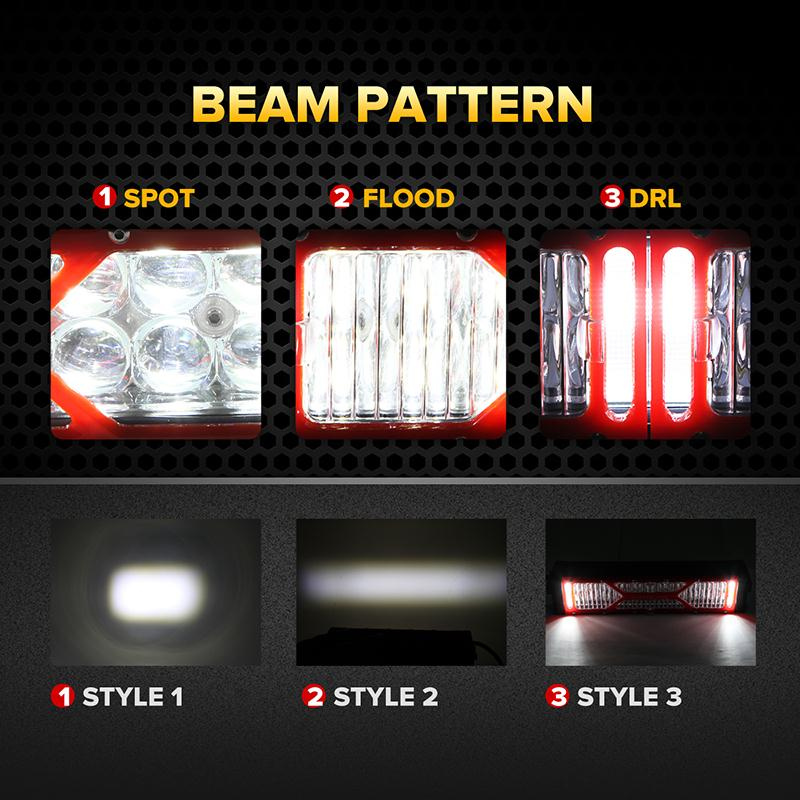 Oslamp 22 200w led offroad light bar cree chips combo beam 4x4 led oslamp 22 200w led offroad light bar cree chips combo beam 4x4 led bar light truck suv 4wd atv driving lamp headlights 12v 24v in car light assembly from aloadofball Choice Image
