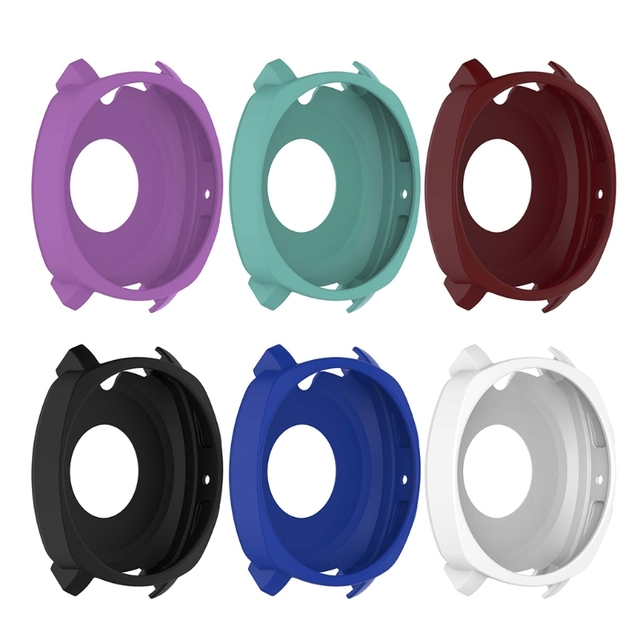 Free delivery Silicone Protective Frame Case Cover For Samsung Gear Sport R600 S