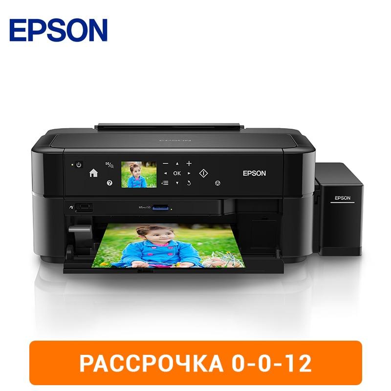Printer Epson L810 0012 printing factory 0-0-12 label sticker receipt printer barcode qr code small ticket bill pos printer support 20 80mm width print speed very fast