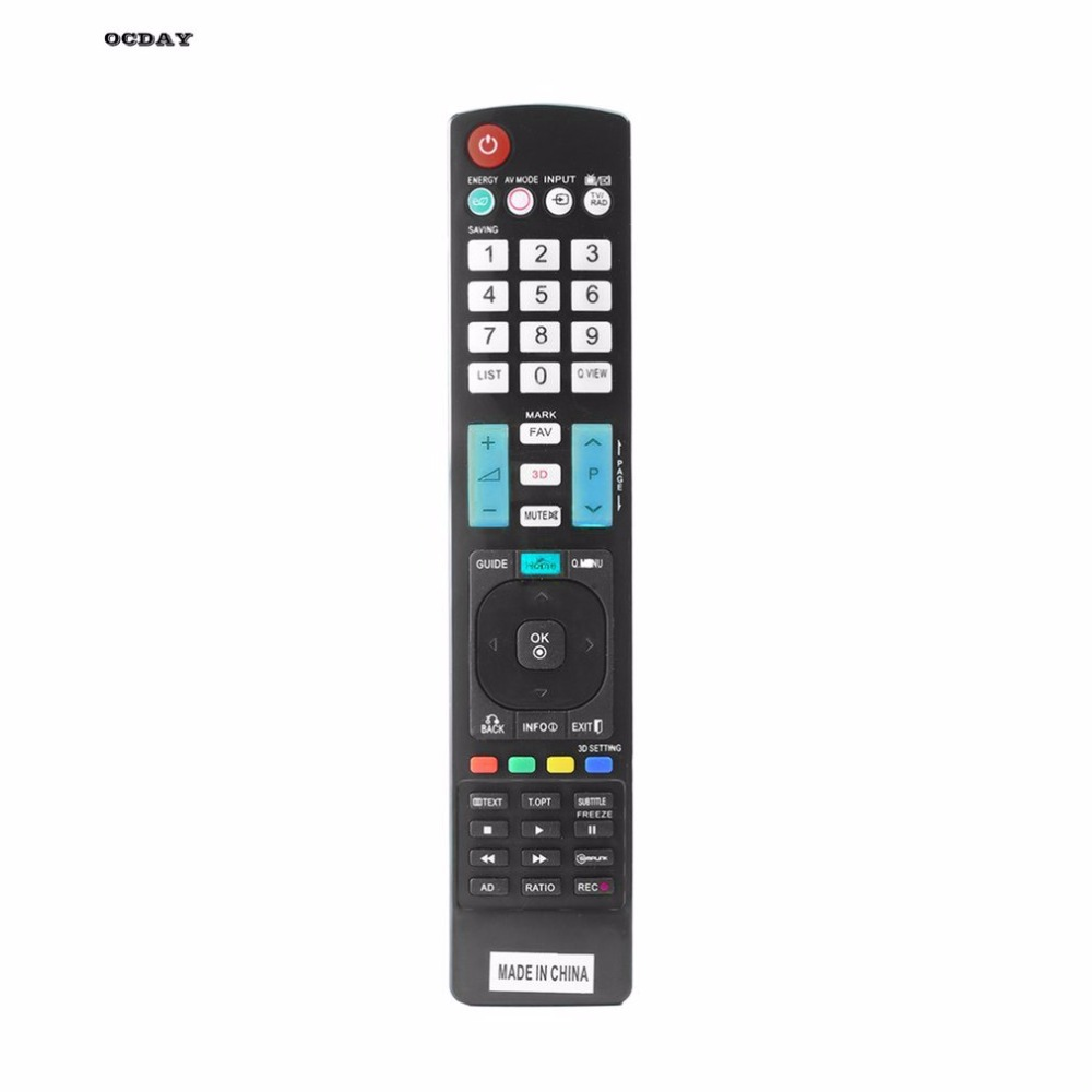 Intelligent Universal Remote Control For LG Smart 3D LED LCD HDTV TV Direct Perfect Replacement Home Device universal replacement remote control fit for vizio vp42 vp50 vm190vxt lcd led plasma hdtv tv
