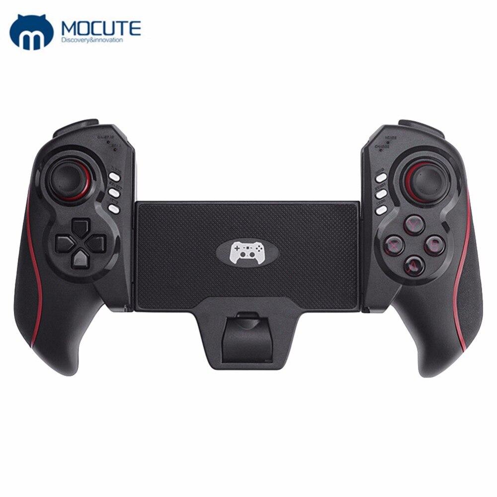 Wireless gamepad Bluetooth Tragbare Handheld Videospiel-konsole Controller Joystick Für Pad Iphone/ipad/Pod PC Android IOS