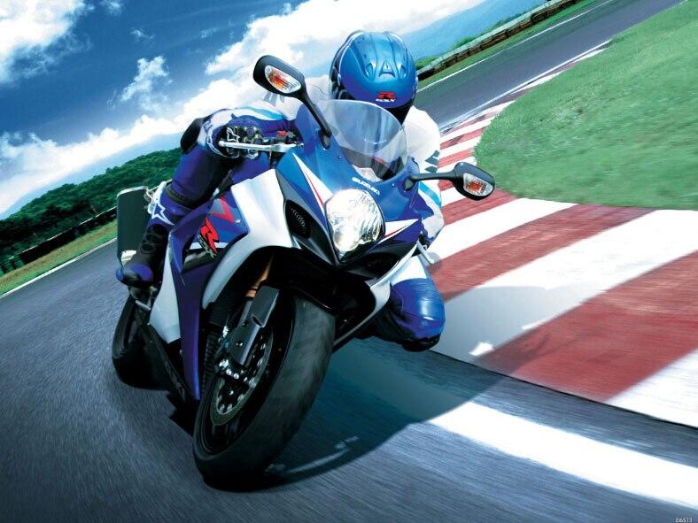 Buy now Suzuki GSX-R Sport Race Bike Motorcycle Art Huge Print Poster