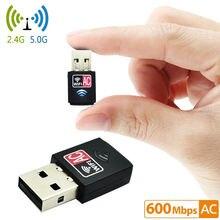 Адаптер wi fi 24 ГГц 600 Мбит/с 80211a/b/n/g