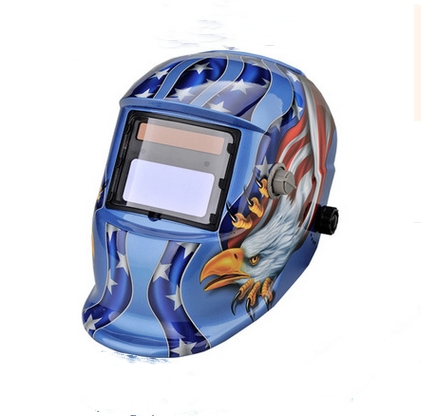 Automatic light protection welding mask, argon arc welding helmet shield mask argon arc welding machine for fire extinguisher