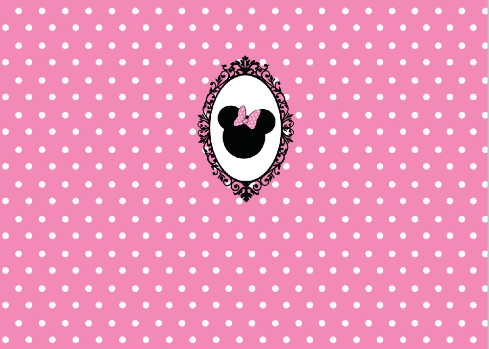 Sfondo minnie rosa