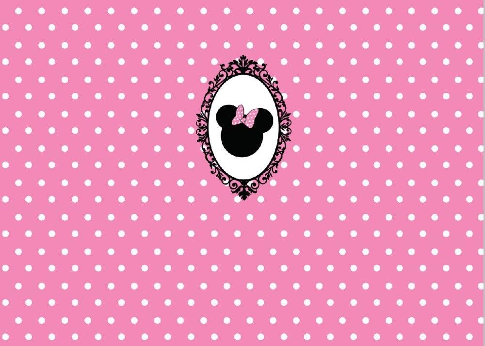 Ausgezeichnet Minnie Maus Bilderrahmen Ideen - Benutzerdefinierte ...