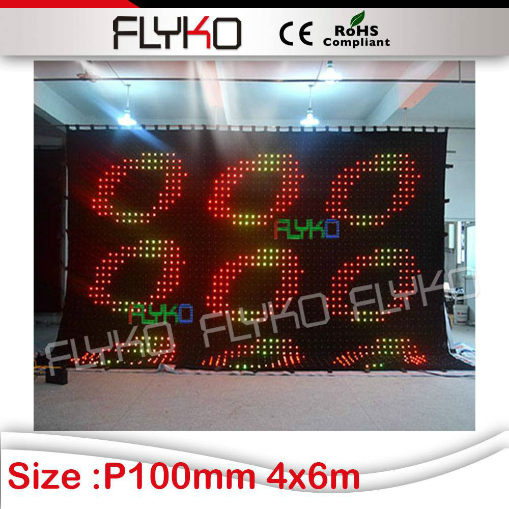 new product photography backdrops innovative flexible led curtain light screen