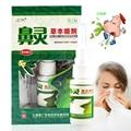 Spray de Cura rinite Crônica Rinite Alérgica Coceira Corrimento Nasal Sinusite 5 Minutos para Aliviar A Congestão Nasal Nariz Nariz Entupido