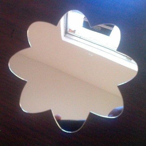 Пользовательские произвольной Форма акрил зеркало подсолнечника Форма акрил Оптические стёкла PMMA Pier Стекло декоративные линзы, и мы можем ...