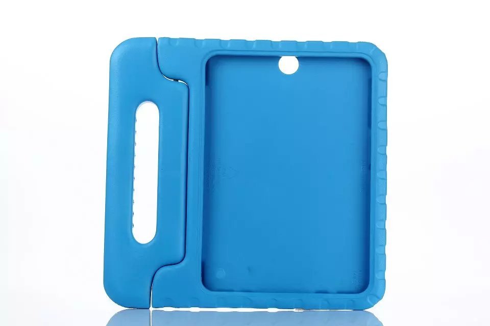 Safe Kid Handle Tablet Cover For Samsung Galaxy Tab S2 9.7 T810 T815 EVA Shell Tab S2 9.7 Shell T813 T819 Tablet Case