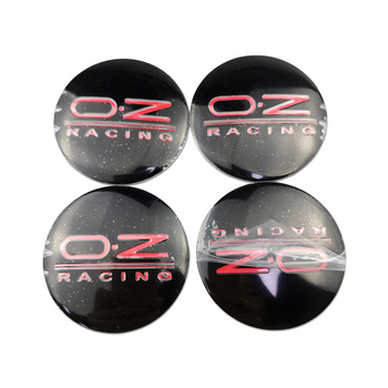 OZ Racing Logo Universal for Land Rover Discovery Mazda Mini Cooper Mitsubishi Nissan Opel Car Wheel Hub Tire Center Cap Sticker image