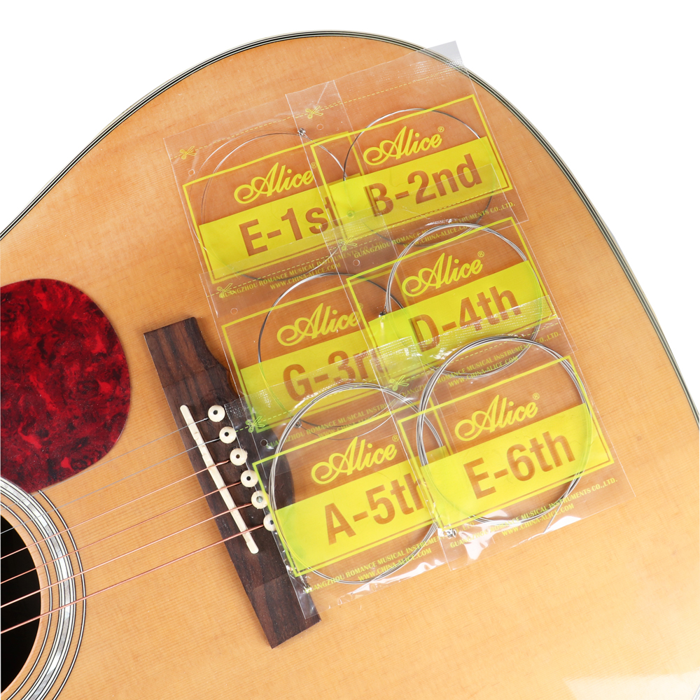3 sets lot alice electric guitar strings a506 xl super light 008 inch thickness free. Black Bedroom Furniture Sets. Home Design Ideas