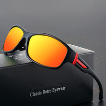 Ywjanp New Luxury Polarized Sunglasses Mens Driving Shades Male Sun Glasses Vintage Classic Sports Goggle