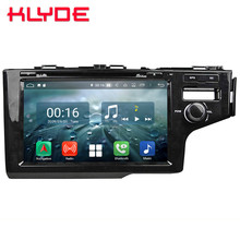 9″ IPS Octa Core 4G Android 8.1 4GB RAM 64GB ROM RDS BT Car DVD Multimedia Player Stereo Autoradio For Honda Fit Jazz 2014-2016