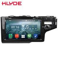 9 ips Octa Core 4G Android 8,1 4G B ram 6 4G B rom RDS BT автомобильный DVD мультимедийный плеер Стерео Авторадио для Honda Fit Jazz 2014 2016