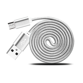3FT Micro USB Sync & Fast Charger Cable for Asus ZenFone Go ZC451TG ZC500TG ZB551KL 4.5-5.5 Phone Data Sync Charging Cable image