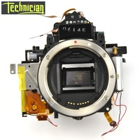 40D Mirror Box Main Body With Viewfinder Unit No Shutter Camera Replacement Parts For Canon