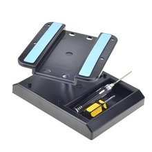 1/10 Short Card Climbing Car Rotary Repair Table Modification Accessories Universal Remote Control Car Assembly Table precision manual rotary table y103rm rotary table rotary table dial