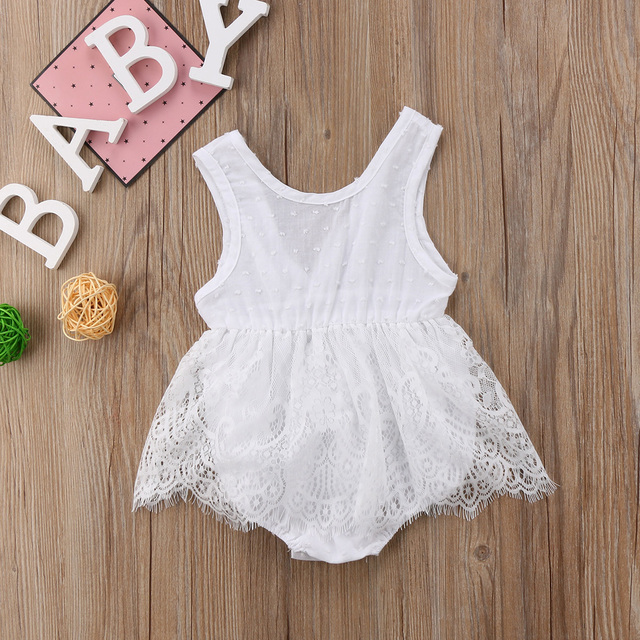 Baby Clothing Bodysuit Dress (0-18M)