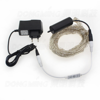 360 leds DC12V led string lights Waterproof wedding decoration +3key mini controller +12v led driver power supply