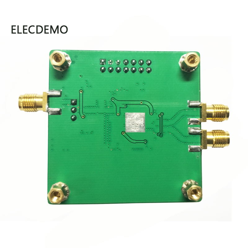 Image 4 - LMX2571 Module signal source RF source Phase locked loop module FM modulation 2018 TI electronic competition module-in Demo Board Accessories from Computer & Office