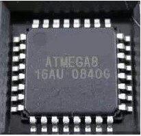 10pcs/lot ATMEGA8-16AU ATMEGA8 TQFP-32 100% NEW