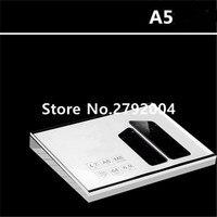 10 teile/los Preis Display Halter Einzelhandel Shop Tag Display ständer Label halter Unterstützung 21*15cm-in EAS-System aus Sicherheit und Schutz bei
