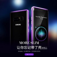 For Samsung Galaxy Note 8 Case Original Luxury Metal Bumper Cover Case For Samsung Note 8