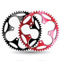 VXM Road Bike Bicycle 110BCD Crank Chainwheel Alloy Ultralight Chainring Plate