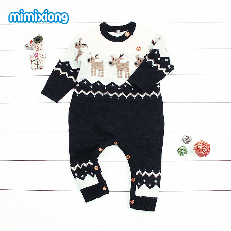 Children's Winter Overalls For Newborn Baby Boys Girls Christmas Costumes Animal Style Infant Kids Rompers Jumpsuits With Deer sexy women s spaghetti strap backless bodycon dress