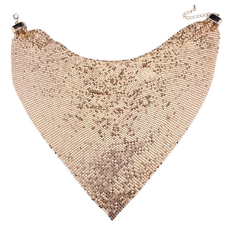 Best lady moda bildirimi takı yaka chokers kolye kadınlar için - Kostüm mücevherat - Fotoğraf 5