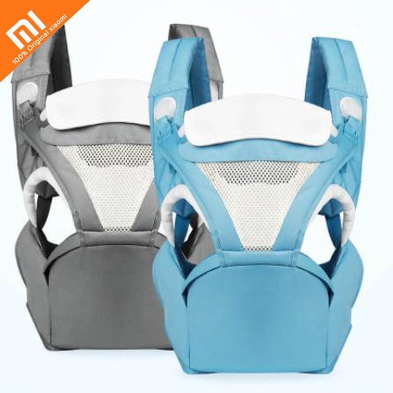 Xiaomi mijia reduce the baby's sling waist stool front button wear wear treasure mother out must be suitable for 3-20 month baby