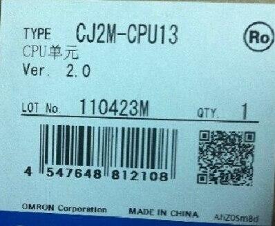 CJ2M-CPU13 CJ2MCPU13 PLC Programmable Logic Controller