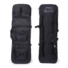 Gun Bag Outdoor Military 85 100 120cm Rifle Backpack Tactical Airsoft Nylon Carry Dual Protection Case Gun Hunting Accessories
