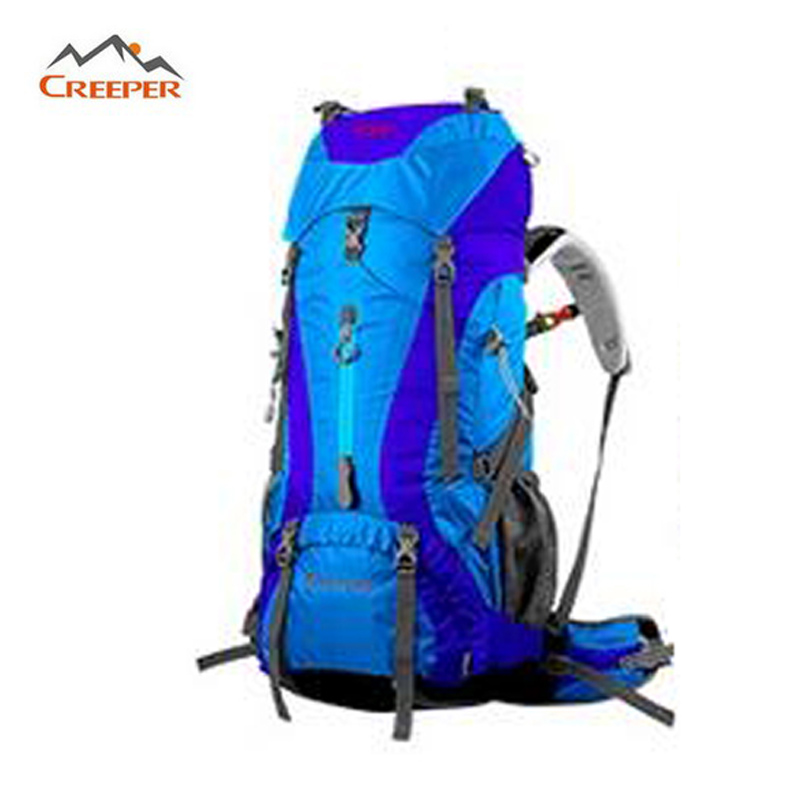 ФОТО 75X35X25 cm Travel Backpack Nylon Backpack Female Men's Travel Bags Sport Outdoor Hiking Camping Backpack Mountaineering Bag
