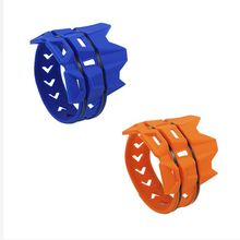 Universal Type Off-Road Motorcycle Exhaust Pipe Muffler Anti-Scalding Modified Tail Throat Drop Protection Ring Protec